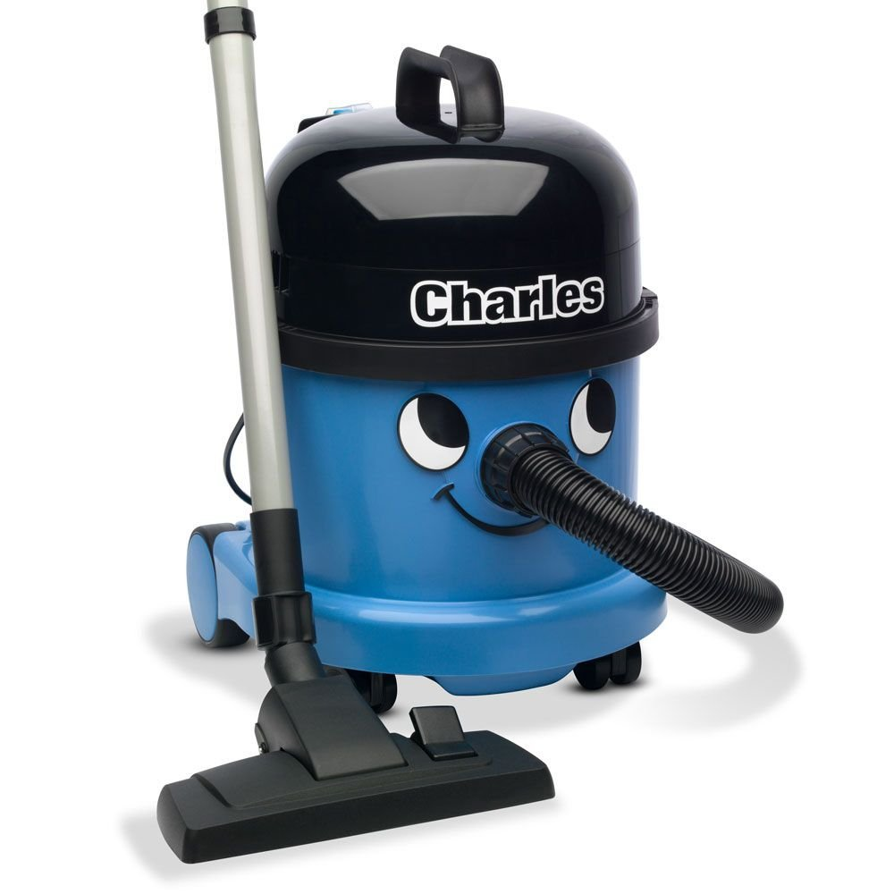 Charles Vacuum - A Cleaner's Guide to the Blue Henry ... Vacuum