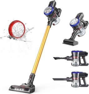 The Dibea Cordless 4-in-1 Vacuum Cleaner