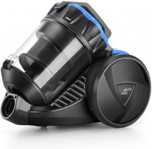 The Puppyoo S7 Mate Bagless Low Noise Vacuum